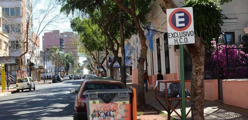 No más estacionamientos de privilegio en Capital